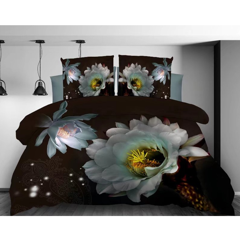 3D Print Duvet Cover in Polyester Fabric Cheap Price