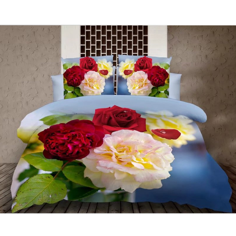 3D Duvet Covers NZ Style and Sizes Wholesale China