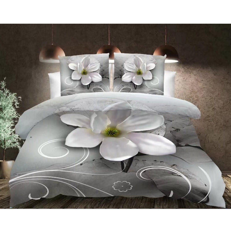 3D Duvet CoverBedding Sets with Pillow Case and Bedsheet