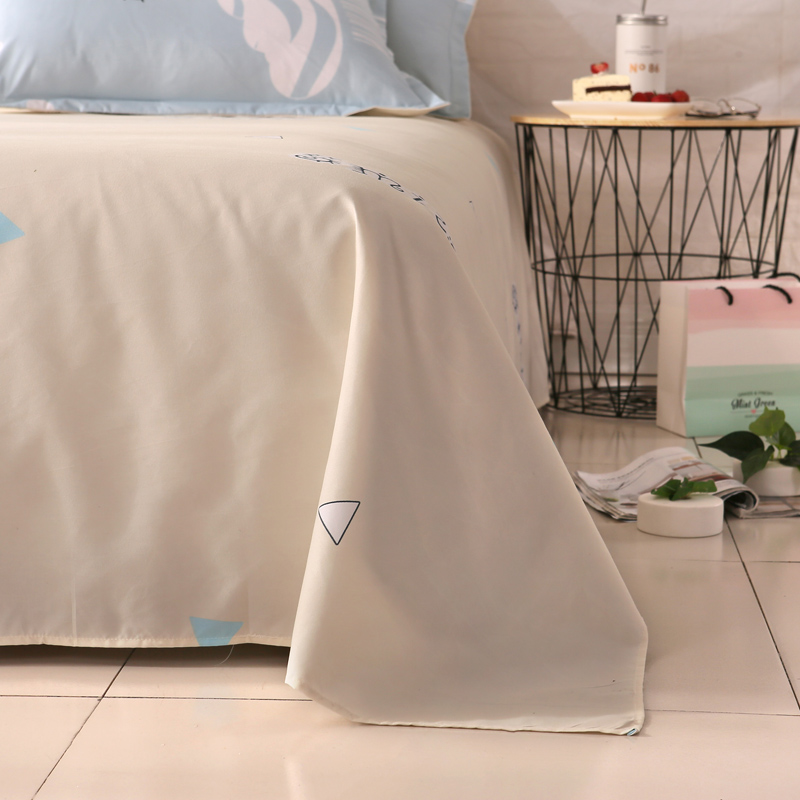 4 in 1 Bed Sheet Wholesale Philippines Hot Selling Style