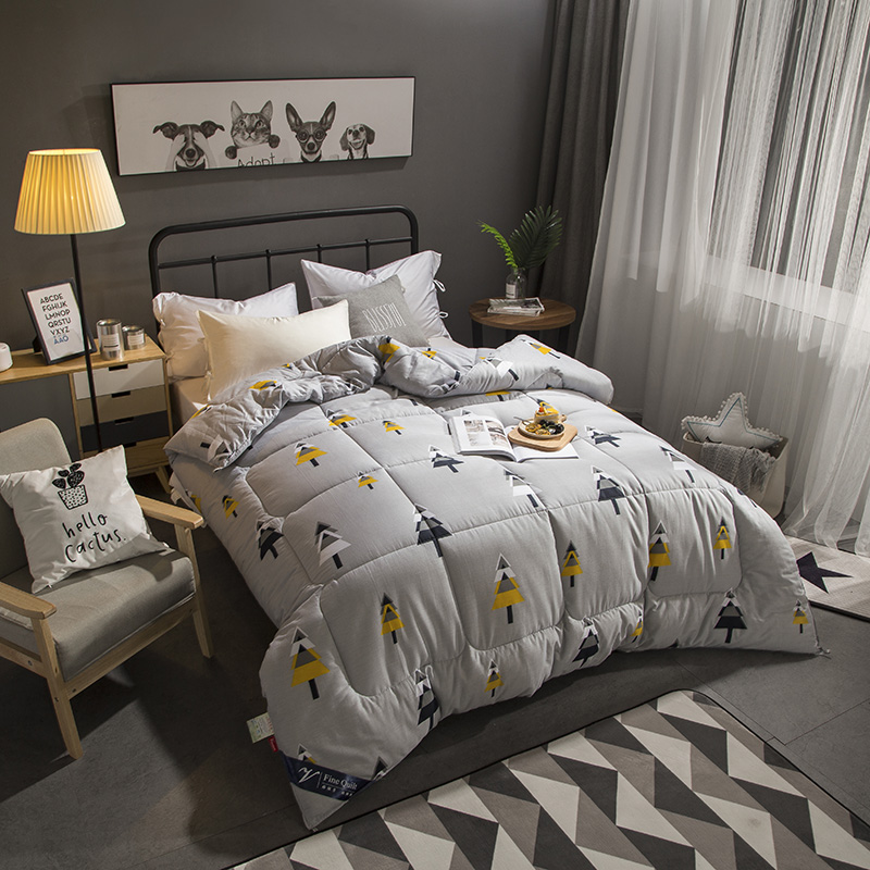 Bed Sheet Comforter ,Printed Design , Custom Sizes