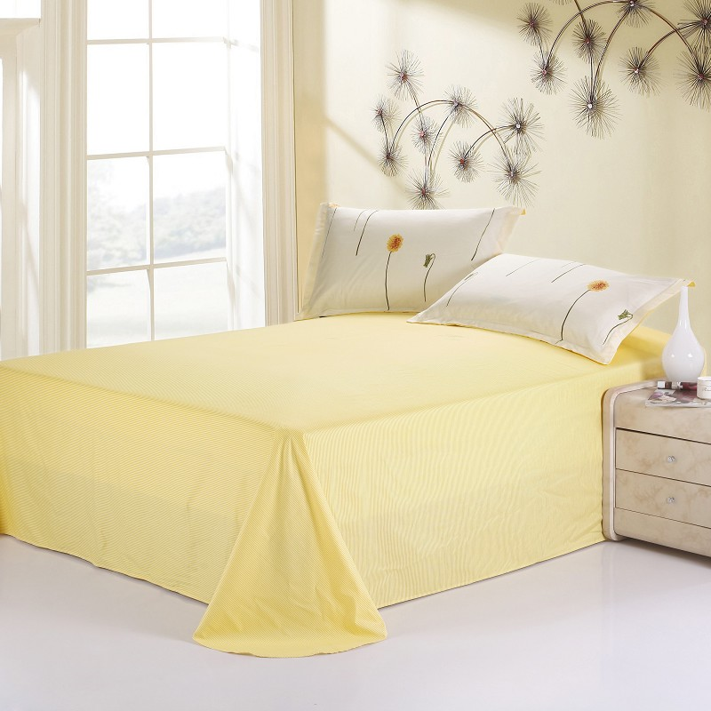 Sheet Bedding Sets on Sale in Printed Cotton with Various Designs
