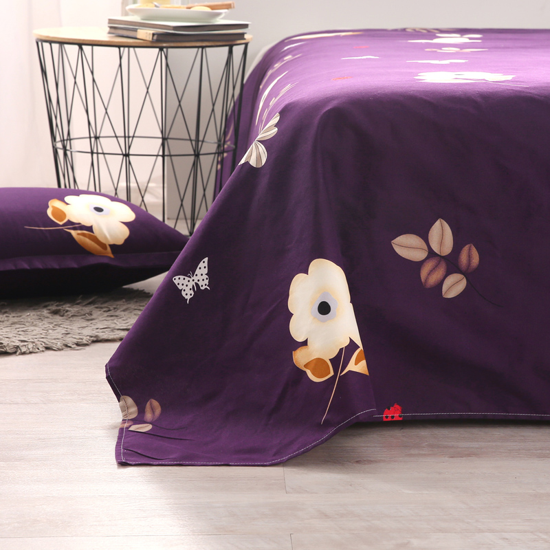 BedsheetWholesale Market ,Printed Polyester Bedding Sets from China Exporter