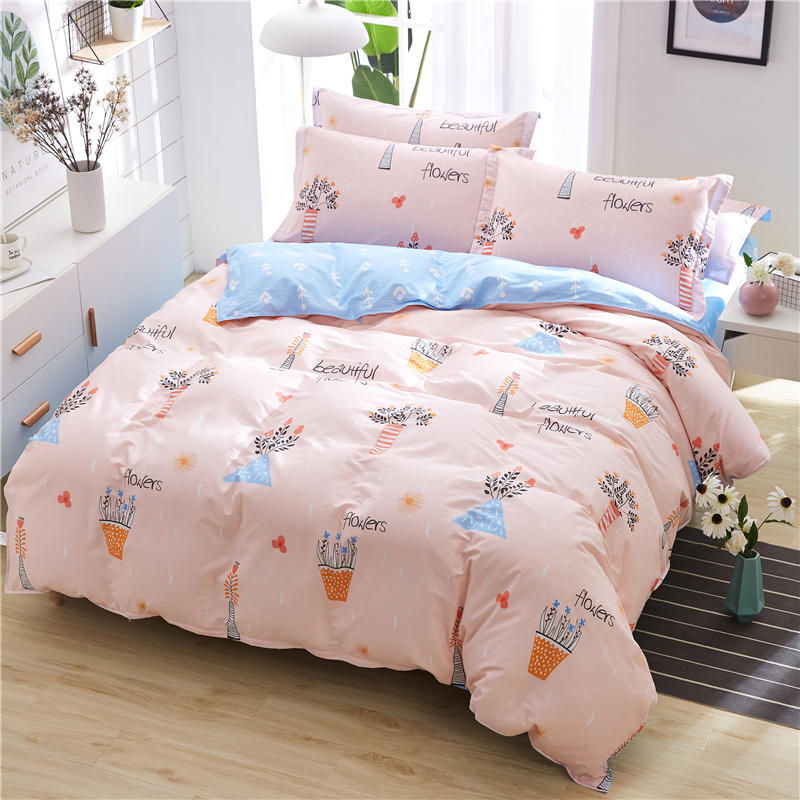 Cotton Duvet CoversCanada , Simple Style Printed Pattern