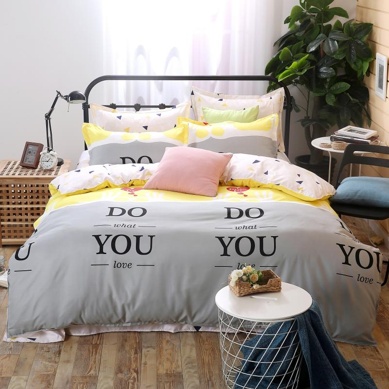 Cheap Price Bedding Duvet Cover from China Manufacture