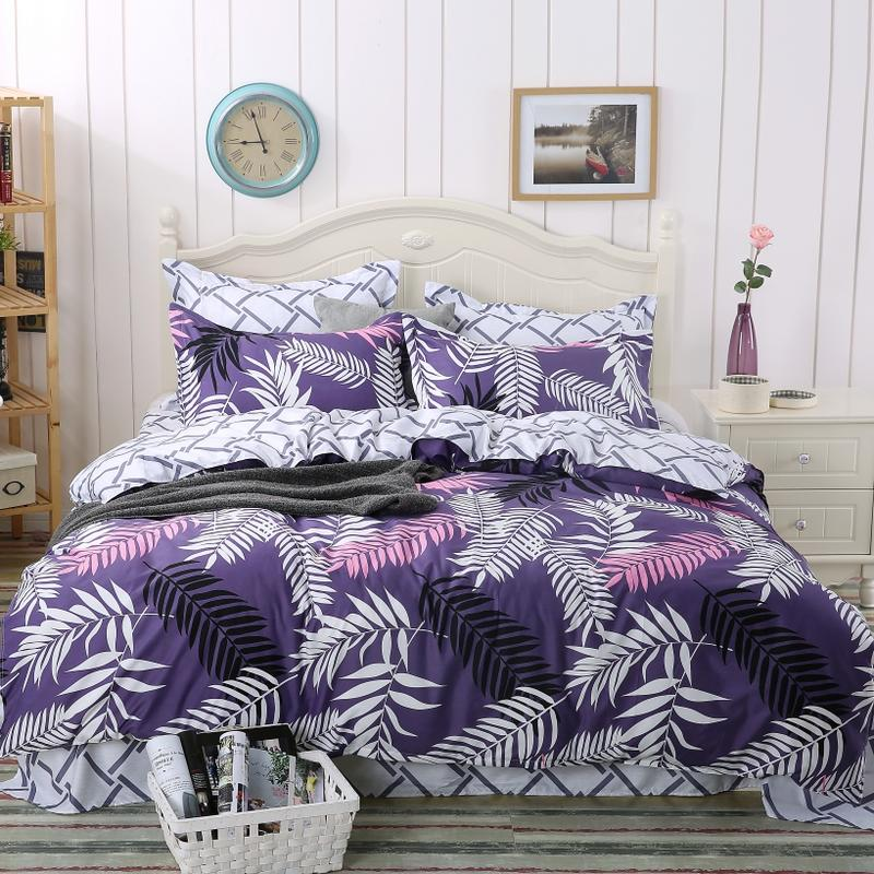 Latest Designe Cheap Polyester Bedding Bed Covers