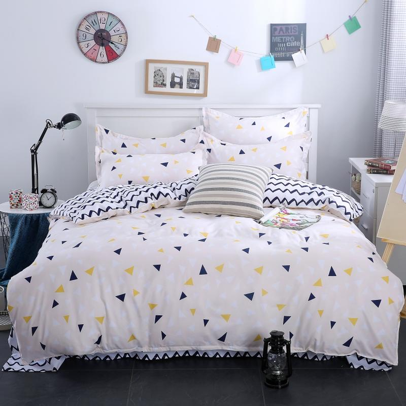 Duvet Covers Chinese Design in Printed Polyester